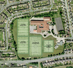 FWP pitches in for sporting school's community plan