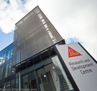 New Building for Sika's R&D Laboratory
