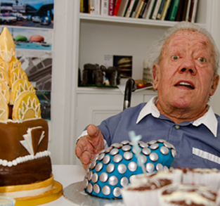 Preston's Most Famous Baker Judges FWP's Great Architectural Bake Off