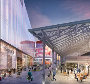 FWP lead project to revamp market quarter