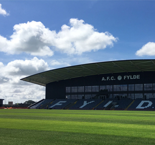Mill Farm Sports Village / AFC Fylde