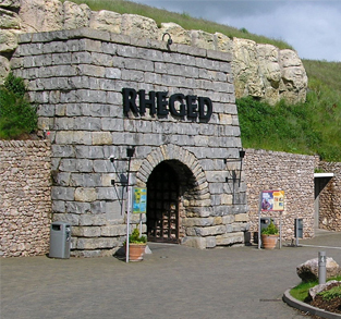 Rheged Filling Station