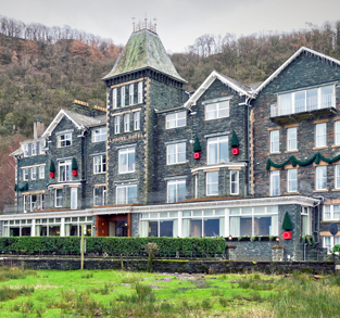 The Lodore Falls Hotel