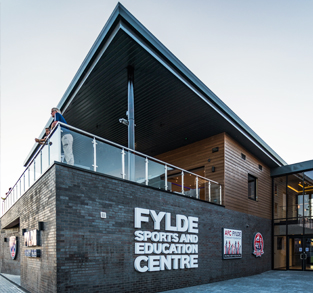AFC Fylde Sports & Education Centre