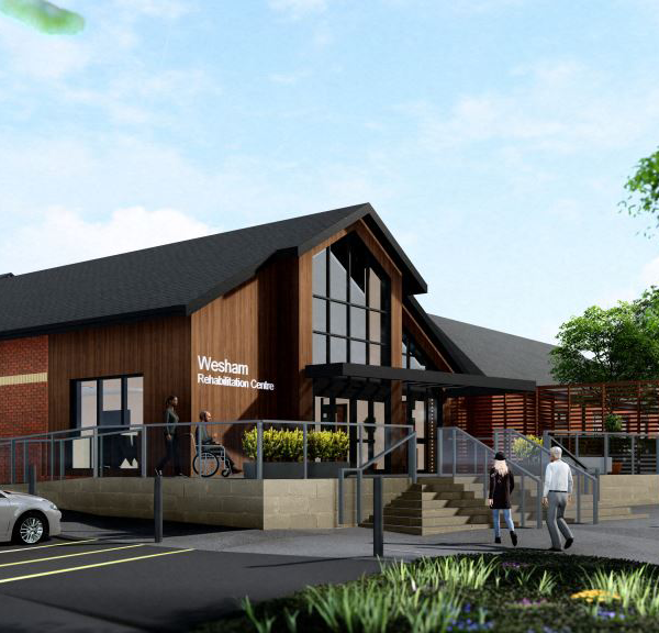 FWP looks to deliver new NHS rehabilitation centre