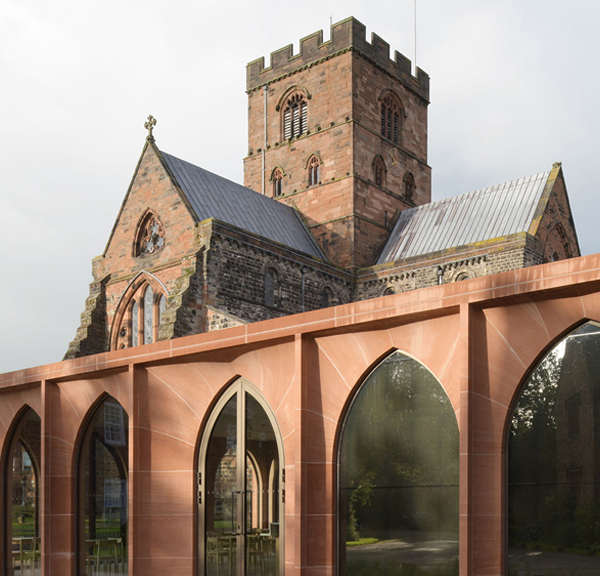 FWP works to turn Cathedral heritage vision into reality.