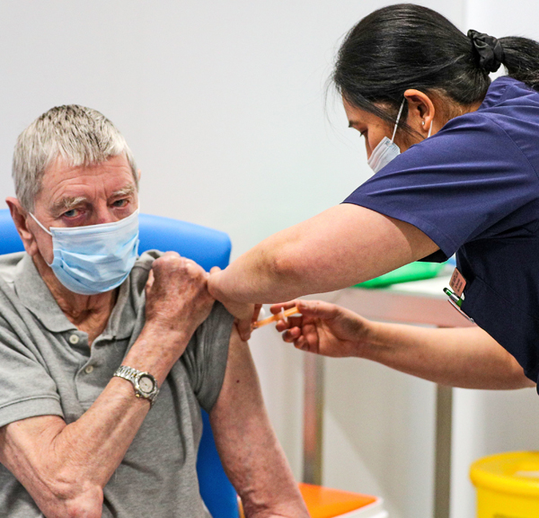 FWP moves at speed to deliver mass COVID vaccination centres